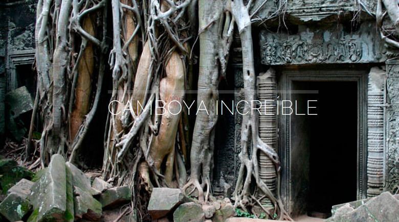 Web Design: Camboya Increible