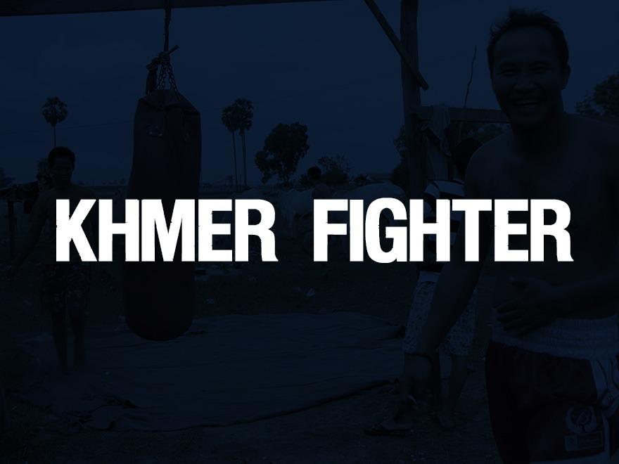 Web Design: Khmer Fighter